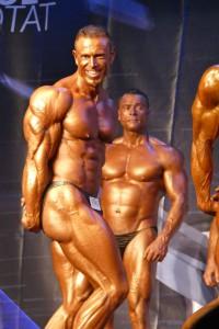 Sven Hess Mr. Universe Gold